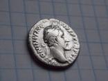 Денарий. Антонин Пий (COSIIII), фото №7