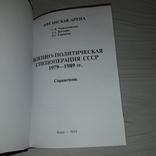 Афганская арена 1979-1989 Военно-политическая спецоперация СССР, фото №4