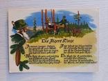 Немецкая ретро открытка (12)чыы, фото №2