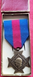 Франция, Крест Добровольцев - за боевые заслуги, фото №2