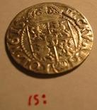 1615: ,  3 Крейцера Сигизмунд III Ваза (две точки), фото №5