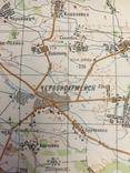 Карта Генерального штаба ВС СССР. Житомир., фото №7