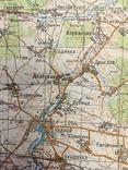 Карта Генерального штаба ВС СССР. Житомир., фото №9