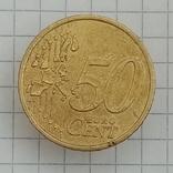 50 евроцентов 2002г Ирландия, фото №3