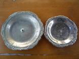2 тарелки с фруктового набора, фото №2