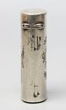 Серебрянная спичечница 84 проба 1875 года (E.L-И.С) 19,3 грамма, фото №6