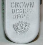Винтажная зажигалка Crown (1950-х.,Британия), фото №9