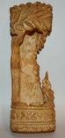 Карандашница из кости (природный орнамент), фото №2