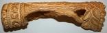 Карандашница из кости (природный орнамент), фото №5