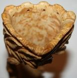 Карандашница из кости (природный орнамент), фото №8