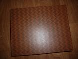 Футляр коробка СССР для ложка вилка  МНЦ или нержавейка  для столовый набор, фото №2