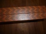 Футляр коробка СССР для ложка вилка  МНЦ или нержавейка  для столовый набор, фото №6