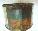Краска масляная художественная эскизная сине-зелёная. Упаковка 700 гр., фото №2