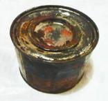 Краска масляная художественная эскизная сине-зелёная. Упаковка 700 гр., фото №3