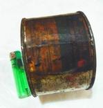 Краска масляная художественная эскизная сине-зелёная. Упаковка 700 гр., фото №5