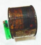 Краска масляная художественная эскизная сине-зелёная. Упаковка 700 гр., фото №9