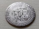 Коронный Орт 1621 год. Быгдощ. 16 год под портретом Сигизмунда III (№5)., фото №6