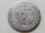 Коронный Орт 1621 год. Быгдощ. 16 год под портретом Сигизмунда III (№5)., фото №7