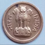 1 пайс 1961 г. Индия, Хайдарабад, фото №2