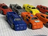 Chap Mei девять автомобилей 1/64, фото №3