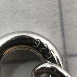 Подвес серебро с топазом на цепочке, фото №8