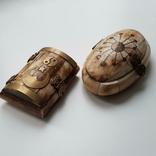 Шкатулки из кости, фото №2