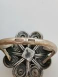 Кольцо, Лазурит, фото №4