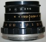 Объектив Индустар-61 Л/Д (2,8:55.,дальномерный,макросъемка), фото №4