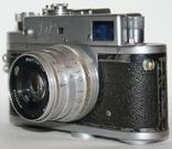 """Фотоаппарат """"Мир"""" с объективом Индустар-26М (1:2,8 f=5см), фото №3"""