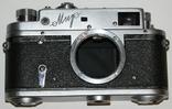 """Фотоаппарат """"Мир"""" с объективом Индустар-26М (1:2,8 f=5см), фото №12"""