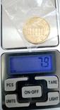 """50 евроцентов 2003г """"J"""" Германия Бранденбургские Ворота, фото №5"""