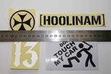 4 Наклейки на авто, фото №3