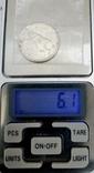25 центов 1967г Канада серебро, фото №5
