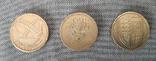 Подборка - 1 фунт 1985, 2008, 2010. Великобритания., фото №2