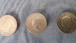Подборка - 1 фунт 1985, 2008, 2010. Великобритания., фото №5