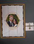 Чайная скатерть новая. Принц Гарри и Меган Маркл., фото №5