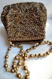 Миниатюрная женская сумка с короткими ручками, фото №5