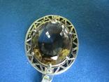 Кулон серебро и камень., фото №7