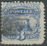 О039 США 1869 №28 (18 евро), фото №2