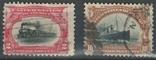 О045 США 1901 (31 евро), фото №2