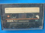 Аудиокассеты 18 штук: Детские, Рок, Релакс, английский, 1 новая., фото №12