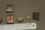 Лот механизмов от швейцарских часов  13 шт, фото №4