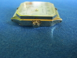 Часы полет кварц женские в позолоте под ремонт., фото №4