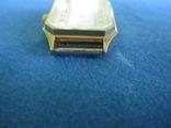 Часы полет кварц женские в позолоте под ремонт., фото №5