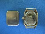 Часы полет кварц женские в позолоте под ремонт., фото №9