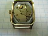 Часы полет кварц женские в позолоте под ремонт., фото №11