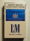 Сигареты LM BLUE LABEL