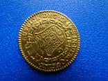 2 эскудо (дублон). Испания. 1820 год, фото №7