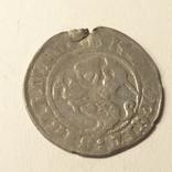 Жигимонт Старый Полугрош 1514 Вильно, фото №3