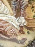 Пара старых миниатюр, фото №4